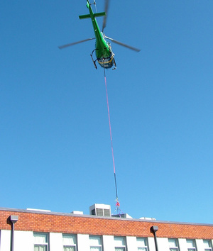 Helicopter Airwork